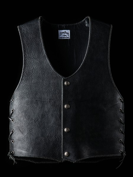 Leather Vest – Buffalo