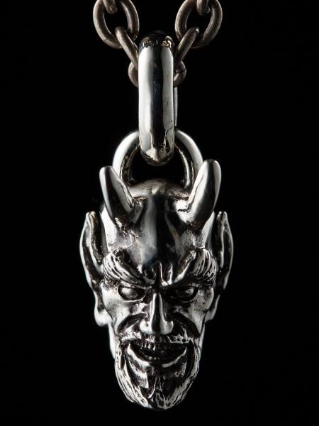Devil Head – Silver