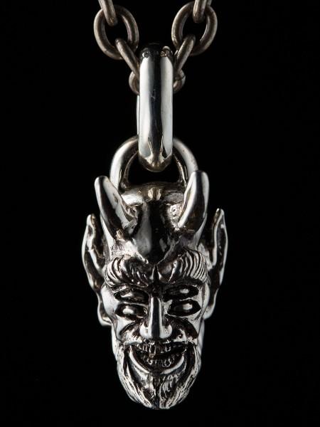 Devil Head Four-eyed Drunk – Silver