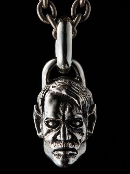 8 Devil Head – Silver