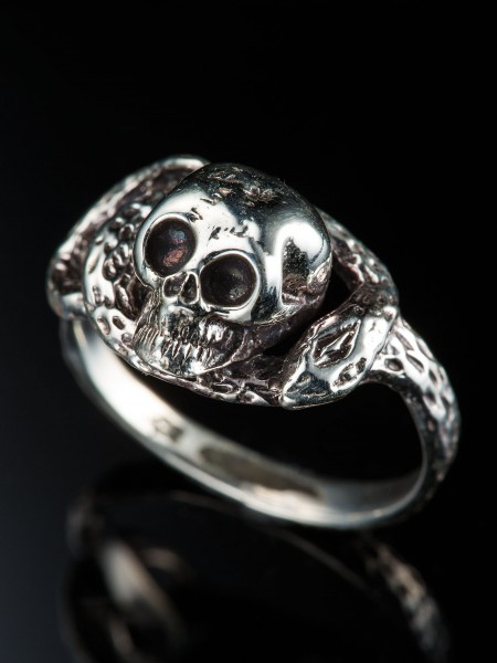 Kalte Brunner Ring – Silver