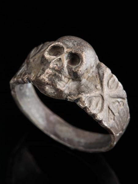 30's Skull Ring