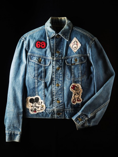 Vintage Lee Denim Jkt