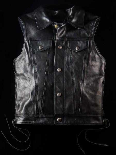Leather Vest – 3rd Model
