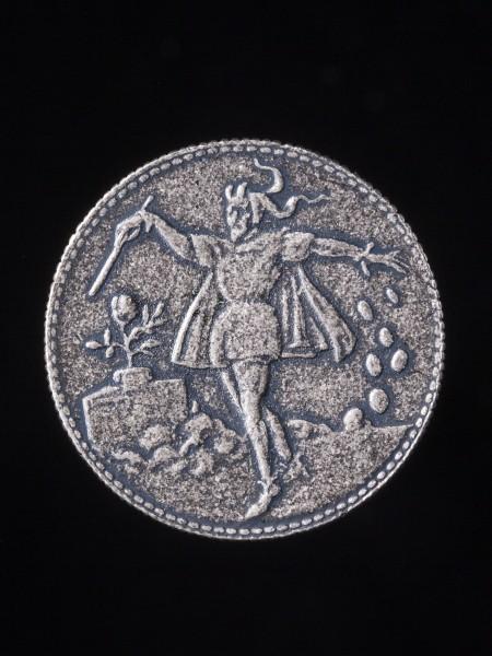 悪魔の銀貨