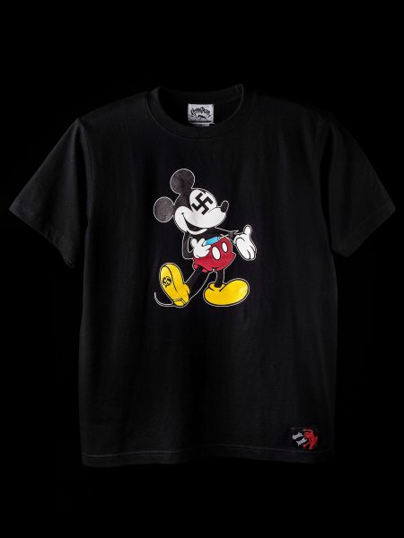 Heroin Mouse Tee – Black