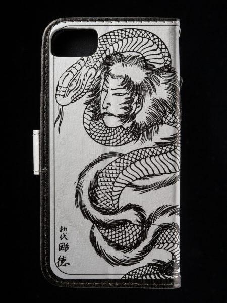 彫徳先生書き下ろしiPhoneカバー