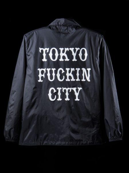 Tokyo Fuckin City Coach JKT