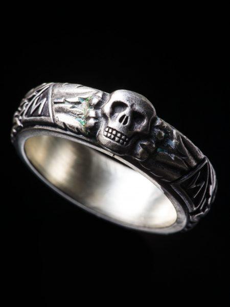 骸骨名誉指輪 1940年モデル