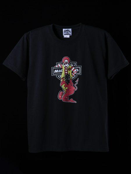 マッドナルドTシャツ