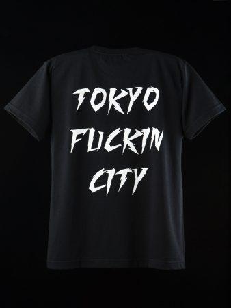 新 TOKYO FUCKIN CITY TeeとFUCK THE POLICE Teeアップ