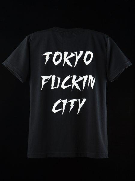 新 TOKYO FUCKIN CITY Tee