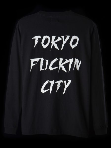 新Tokyo Fuckin City ロンT