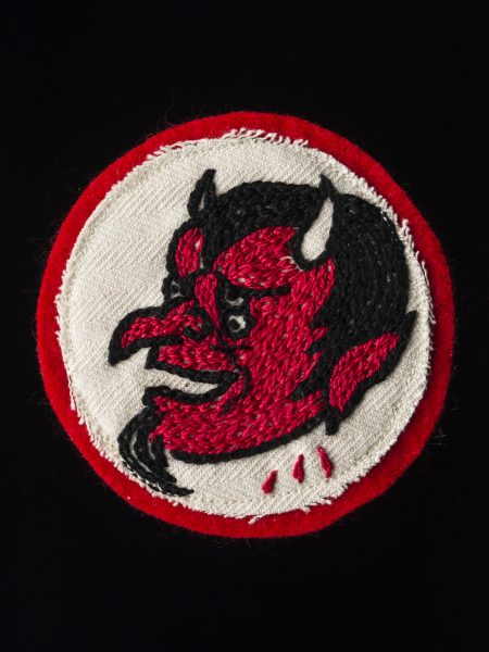 Chain Stitch Patch 03