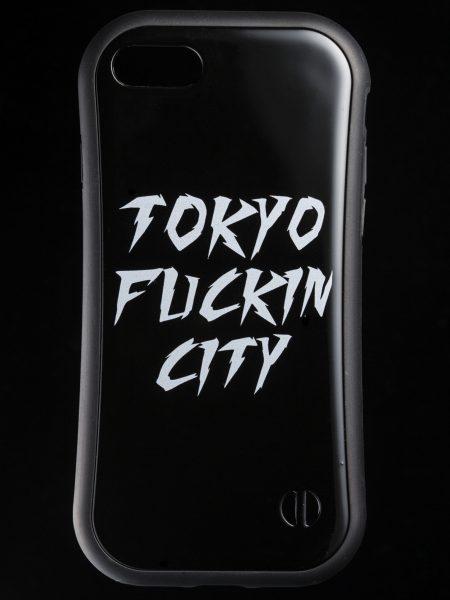 Tokyo fuckin city アイフォン7専用カバー – ブラック