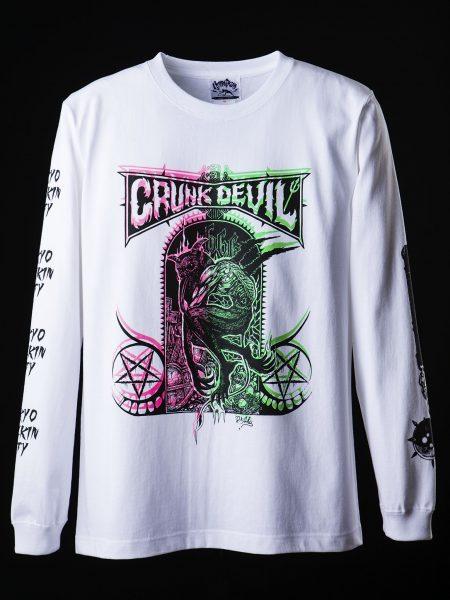 Dr.Aku  製作悪魔のロングスリーブシャツ