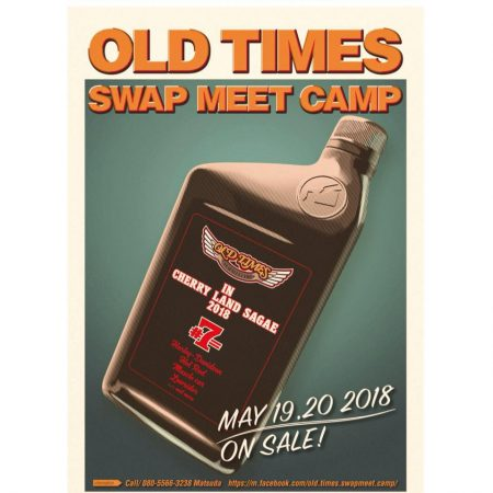 OLD TIMES swap meet camp#7