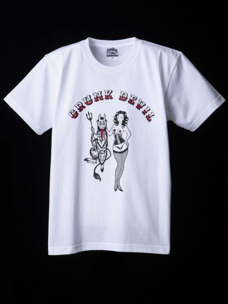 小悪魔団008 バーレスクダンサーあやちゃんのTシャツ