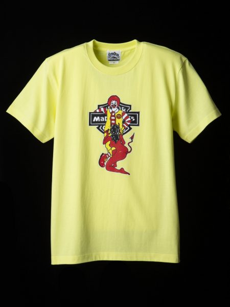 MADナルドTシャツ