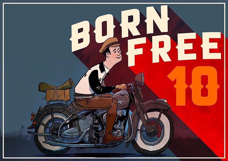 BORN FREE 10