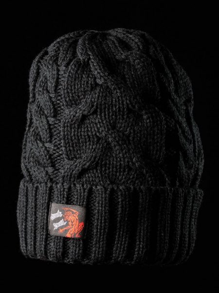 Knit Cap – Black