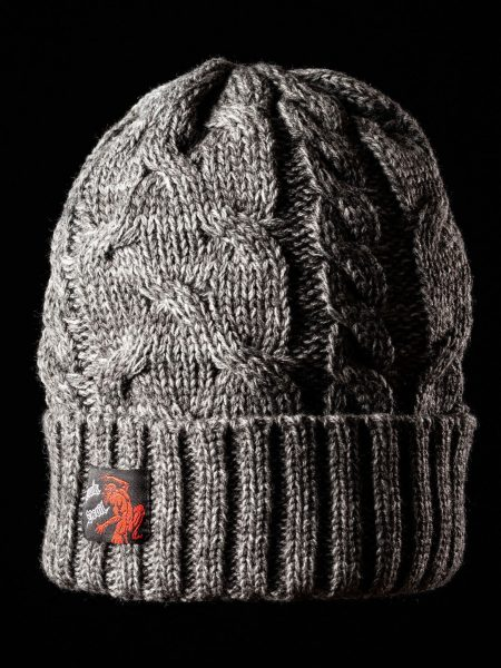 Knit Cap – Gray