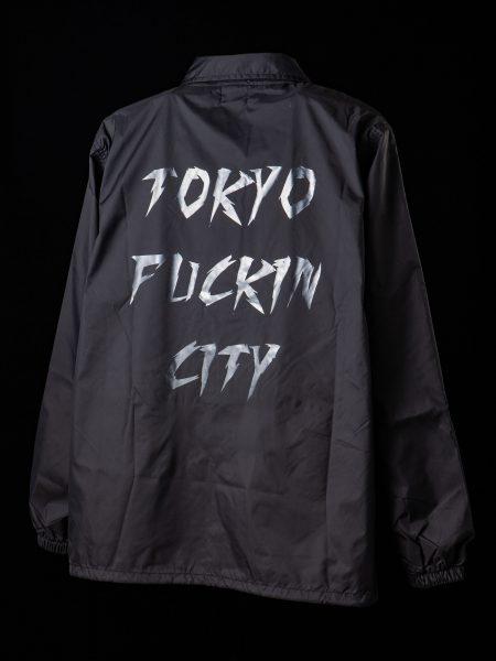 新Tokyo Fuckin City Coach JKT – 夜光モデル