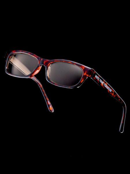 白眼鏡連合会オフィシャルサングラス (鼈甲)