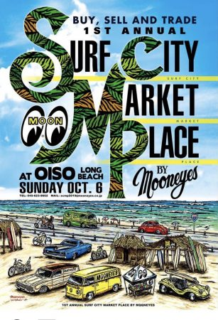 Surf City Market Place by MQQNEYES